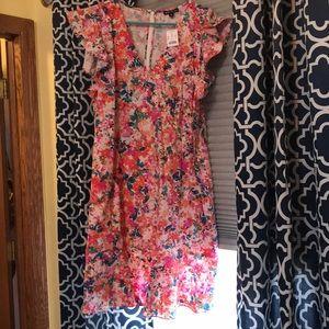 JCrew floral dress